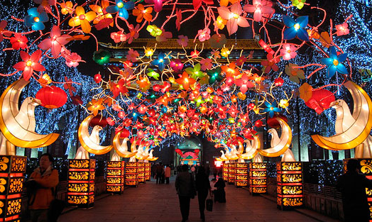 at christmas in china almost all expats are in the same boat make the most of your experience in together