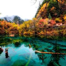 Sichuan: Jiuzhaigou